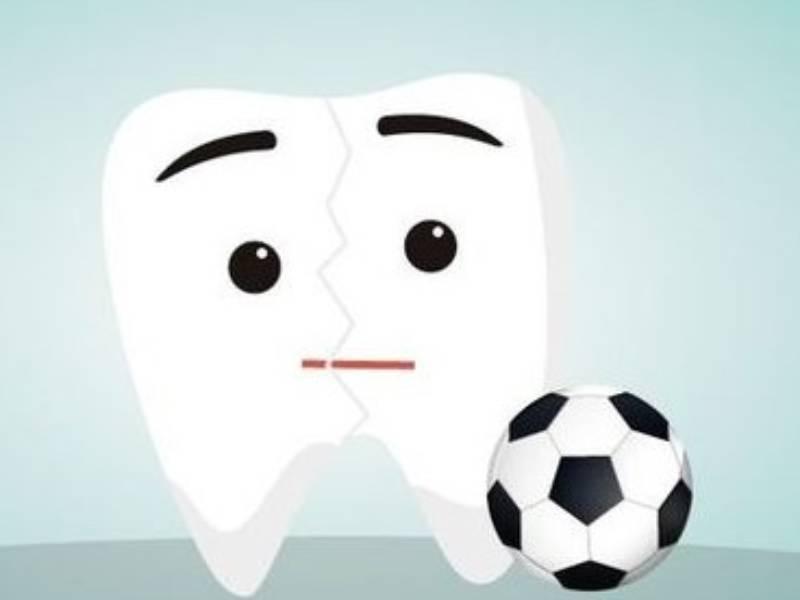 Traumi dentali & sport