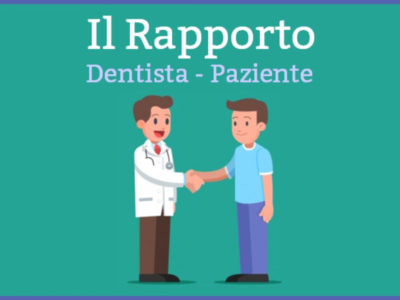 Il rapporto medico paziente: fondamentale legame terapeutico