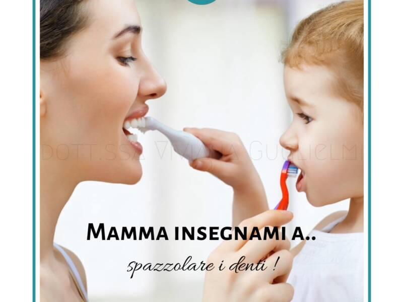 MAMMA INSEGNAMI A …