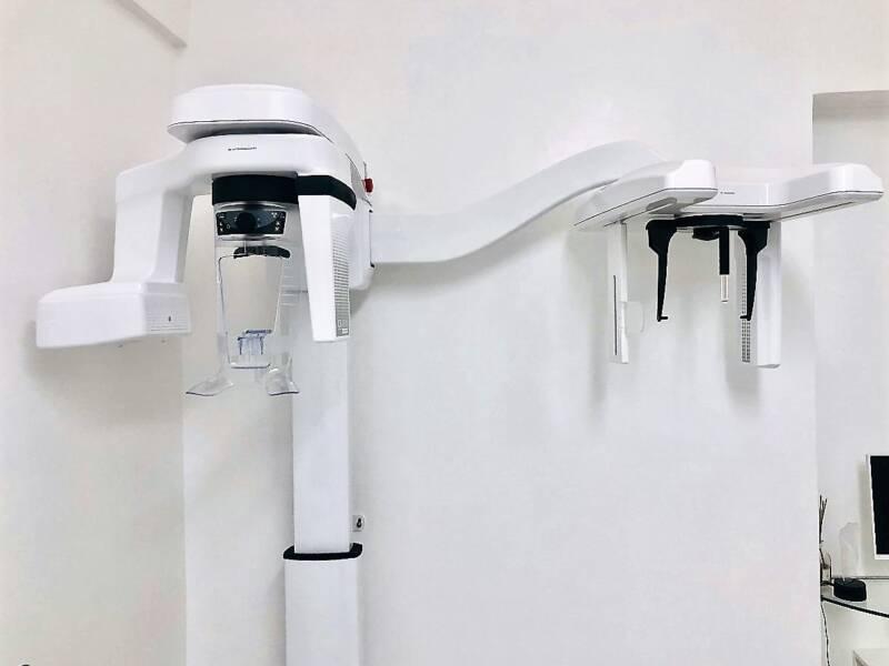 Radiografia Panoramica Dentale